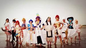 Magi Group I by sharuruka