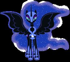 Queen of the Night by Pustulioooooo