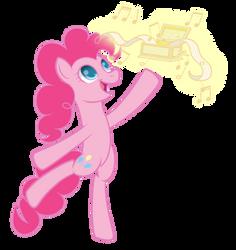 BAP Commission 1: Pinkie and the Magical Music Box by Pustulioooooo
