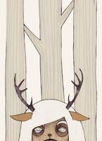 Deer by TentacleEyes