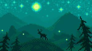 Pixel Art by PeachTeaArt