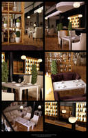 Restaurant One by junaidplaner