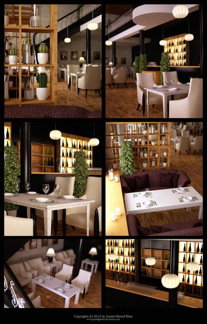 Restaurant One by junaidplaner