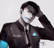 connor by Goditsuka