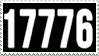 17776 Stamp by Autistic-Zydrate