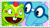 Nutty x Sniffles Stamp by Autistic-Zydrate
