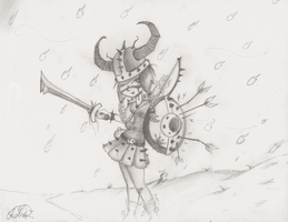 Vikings are cool by Zane-The-Mudfish