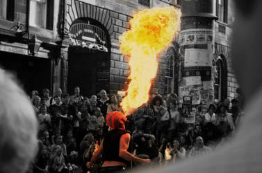 fire breather by AnthonyRB1