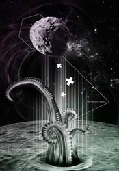 Dangerous space. Alien. by Geyzerrr