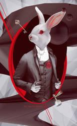 White Rabbit by Geyzerrr