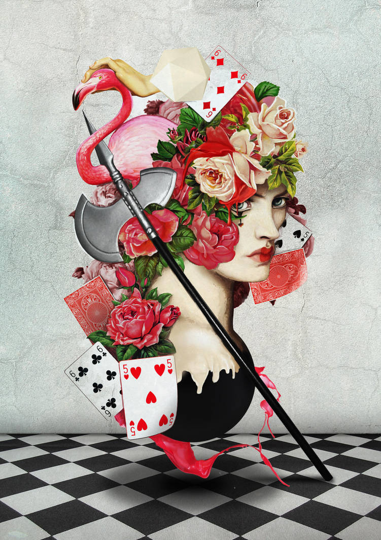 Queen of hearts by Geyzerrr