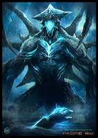 Kaiju by wasurah