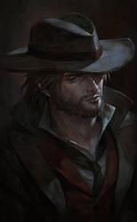 Mccree by Nat10730