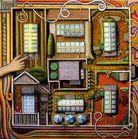 Organic Urban Living by everlynblueberry