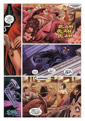 Lobster Johnson The Glass Mantis  pg3 by Toni-Fejzula