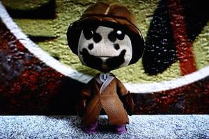 Rorschach LBP Sackboy by Nottig