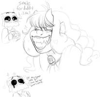 smile for daddy!! by Atomic52