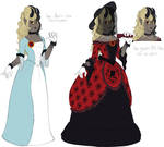 dresses by Atomic52