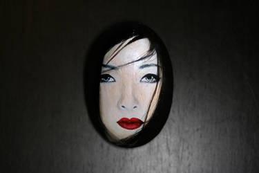 geisha by kenglye