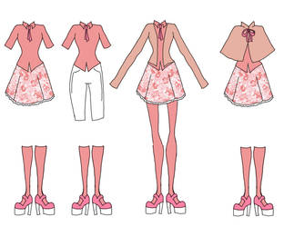 Perfect Ladies Society Outfit by PrincessAbiliss