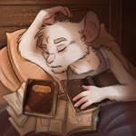 College Burnout by Skidar