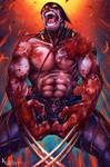 Wolverine by Kuzomari