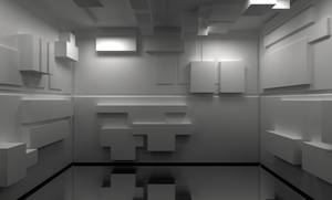 Future Room by Tebh-stock
