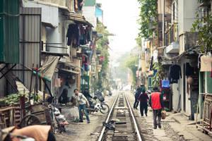 Life on Tracks by drifterManifesto