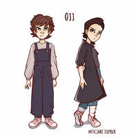 Eleven Outfit's by Articjake