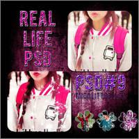 +RealLife PSD by WildeestDreams