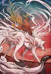 White Light Majesty by Lhuin