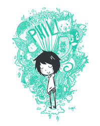 Amazing Phil by EscapeTheHorizon