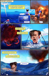 Chun Li the gauntlet page 12 by Tree-ink