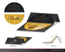 BAYAN calendar by Eslam