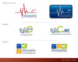 Care Logo by Eslam