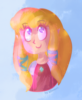 SS Zelda! by ellenent