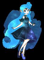 Galaxy Nayru by ellenent