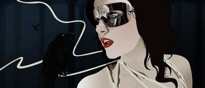The Masquerade by Shadow-GFX