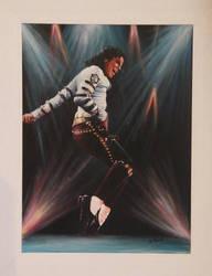 Michael Jackson by Asaliah23