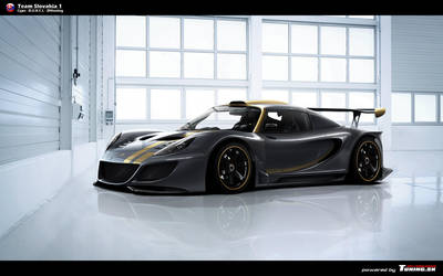 Lotus Elise RR by ZHtuning