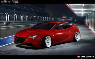 --Mazda 3 MPR - WTB'11-- by ZHtuning