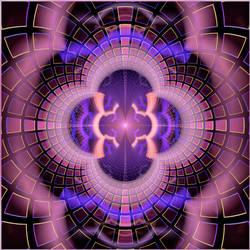 Elliptic Splits Grid3d Ovoid3d by brookville