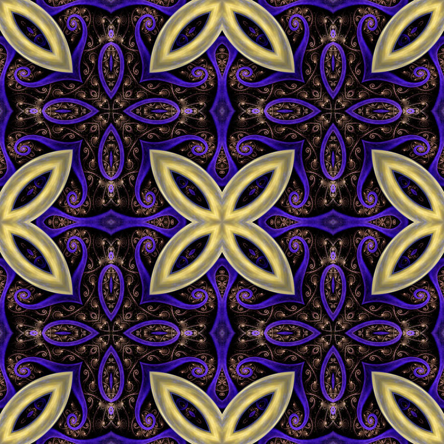 Julian Bipolar Curl3d Symmetry Kaleidoscope by brookville