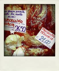 Processed Meat by senhoritaspencer