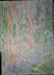 Mystic woods by Annabella016