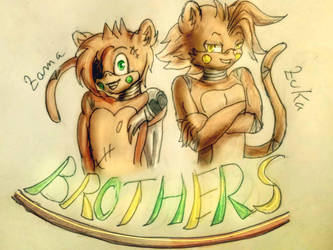 Brothers with effect by Annabella016