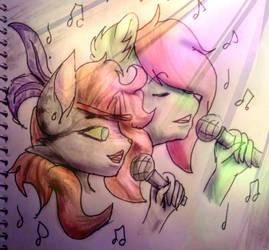Sing~ by Annabella016