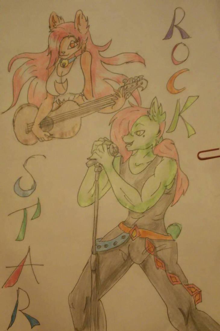 Rock Star by Annabella016