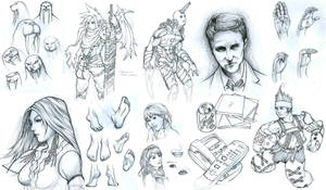 Sketchbook by timchris