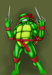 Raphael by timchris